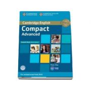 Compact Advanced Student's Book with Answers with CD-ROM - Peter May