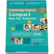 Compact Key for Schools Presentation Plus (DVD-ROM) - Emma Heyderman and Frances Treloar