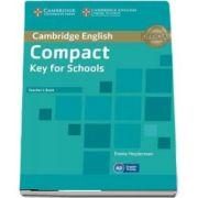 Compact Key for Schools Teacher's Book (Emma Heyderman)