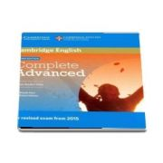 Complete Advanced Class Audio CD (Simon Haines)
