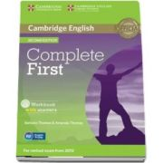 Complete First Workbook with Answers with Audio CD - Amanda Thomas and Barbara Thomas