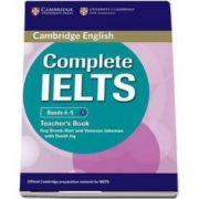 Complete IELTS Bands 4-5 Teacher's Book - Guy Brook-Hart, Vanessa Jakeman, David Jay