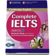 Complete IELTS Bands 5-6. 5 Students Pack Student's Pack (Student's Book with Answers with CD-ROM and Class Audio CD) - Guy Brook-Hart, Vanessa Jakeman