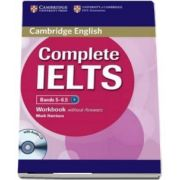 Complete IELTS Bands 5-6. 5 Workbook without Answers with Audio CD (Mark Harrison)