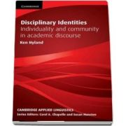 Disciplinary Identities - Individuality and Community in Academic Discourse - Ken Hyland