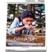 Drink Up! Beginning Book with Online Access (Karen Holmes)