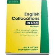 English Collocations in Use - Advanced - Michael McCarthy