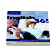 English365. Audio CD Set (2 CD) - For Work and Life (Level 1) - Bob Dignen, Simon Sweeney, Steve Flinders
