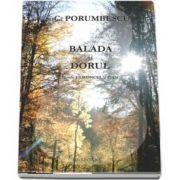 Balada si Dorul. Pentru Violoncel cu acompaniament de Pian - Ciprian Porumbescu