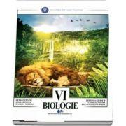 Biologie, manual pentru clasa a VI-a de Silvia Olteanu