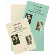 Cantecele pe versuri de Mariana Dumitrescu, 2 volume de Mihail Jora