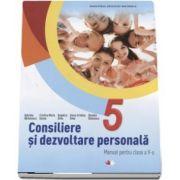 Consiliere si dezvoltare personala, manual pentru clasa a V-a de autor, Gabriela Barbulescu (Contine CD cu editia digitala)