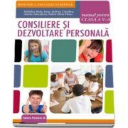 Consiliere si dezvoltare personala, manual pentru clasa a V-a de autor, Madalina Radu (Contine CD cu editia digitala)