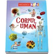 Corpul uman - Ilustratii de Ian McNee si Adam Larkum