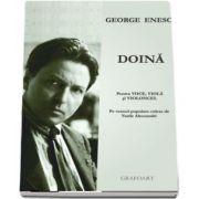 Doina, pentru voce, viola si violoncel. Pe versuri populare culese de Vasile Alecsandri - George Enescu