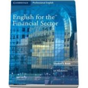 English for the Financial Sector Students Book - Ian Mackenzie
