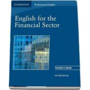 English for the Financial Sector. Teachers Book