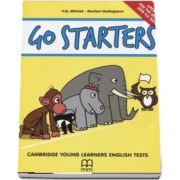 Go Starters. Cambridge Young Learners English Tests. Students Book with CD (Updated for the revised 2018 YLE Tests)