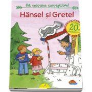Hansel si Gretel - Colectia Pixi Creativ