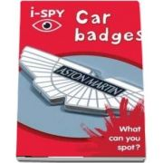 i-SPY Car badges: What Can You Spot?