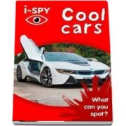 i-SPY Cool Cars: What Can You Spot?