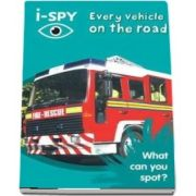 i-SPY Every vehicle on the road: What Can You Spot?