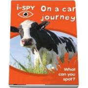 i-SPY On a car journey: What Can You Spot?