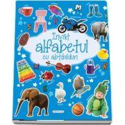 Invat alfabetul cu abtibilduri