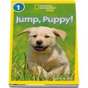 Jump, Pup! - Susan B. Neuman