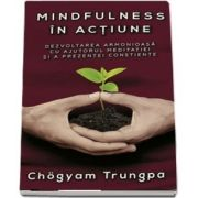 Mindfulness in actiune. Dezvoltarea armonioasa cu ajutorul meditatiei si a prezentei constiente de Chogyam Trungpa