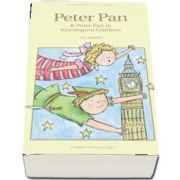 Peter Pan and Peter Pan in Kensington Gardens, Sir J. M. Barrie, Wordsworth Editions