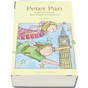 Peter Pan and Peter Pan in Kensington Gardens, Sir J. M. Barrie, Wordsworth Editions
