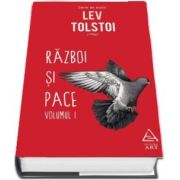 Razboi si pace, doua volume - Lev Tolstoi