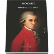 Sonate pentru pian, caietul 1 de W. A Mozart