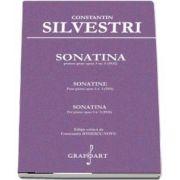 Sonatina pentru pian opus 3, numarul 3 - 1931 - Constantin Silvestri