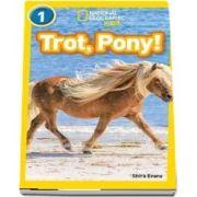 Trot, Pony! - Shira Evans