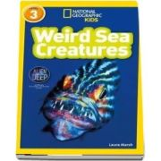Weird Sea Creatures - Laura Marsh