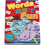 Words Colour Fun: Book 1
