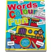 Words Colour Fun: Book 2
