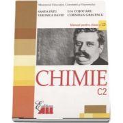 Chimie C2. Manual pentru clasa a XII-a - Sanda Fătu