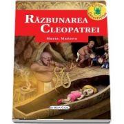 Clubul detectivilor. Razbunarea Cleopatrei - Maria Maneru
