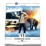 Informatica si TIC, manual pentru clasa a VI-a - Daniel Popa