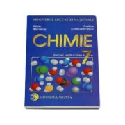 Chimie. Manual pentru clasa a VII-a - Silvia Stanescu
