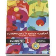 Comunicare in limba romana, culegere pentru clasa I - Autori: Simona Brie, Adina Micu