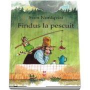 Findus la pescuit de Sven Nordqvist