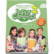 Happy Campers 2. Skills Book. Manual pentru clasa a II-a - Angela Llanas