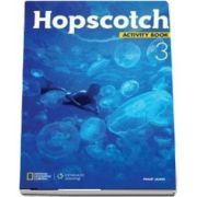Hopscotch 3 - Activity Book with Audio CD - Philip James