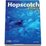 Hopscotch 3 - Activity Book with Audio CD - Philip James