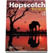 Hopscotch 4 - Activity Book with Audio CD - Sue Clarke