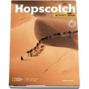 Hopscotch 6 - Activity Book with Audio CD - Patricia Reilly